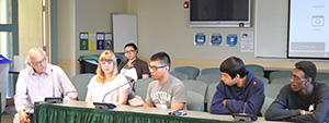 Student Panel at May SBE Meeting